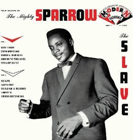 The Mighty Sparrow - Slave (Red Vinyl)