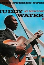 Muddy Waters - Muddy Waters at Newport (180 Gram Transluscent Blue Audiophile Vinyl)