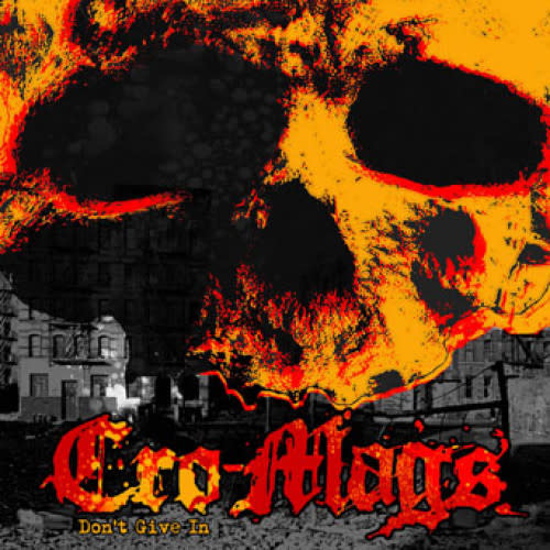 """Cro-Mags - Don't Give In 7"""" (Clear Vinyl, numbered out of 800)"""