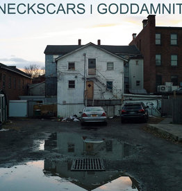 "Goddamnit / Neckscars - Split 7"" (Mint Green Color Vinyl)"