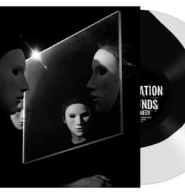 Hesitation Wounds - Chicanery (Black In Clear Vinyl Limited to 500)