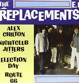 Replacements, The - Alex Chilton [10'' EP] (4 tracks, limited to 9200, indie-retail exclusive)