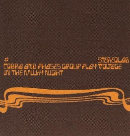 Stereolab - Cobra and Group Phases (Clear Vinyl, Expanded Edition)