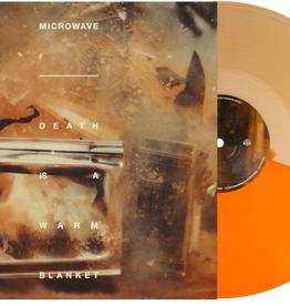Microwave - Death Is A Warm Blanket (Indie Exclusive Half Beer Half Orange)