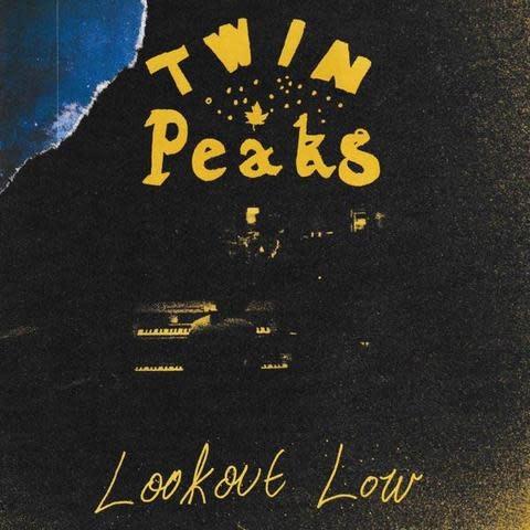 """Twin Peaks - Lookout Low (Indie Exclusive Orange Swirl + Bonus 7"""")"""