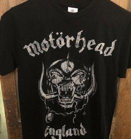 Mötorhead England Faded Tee