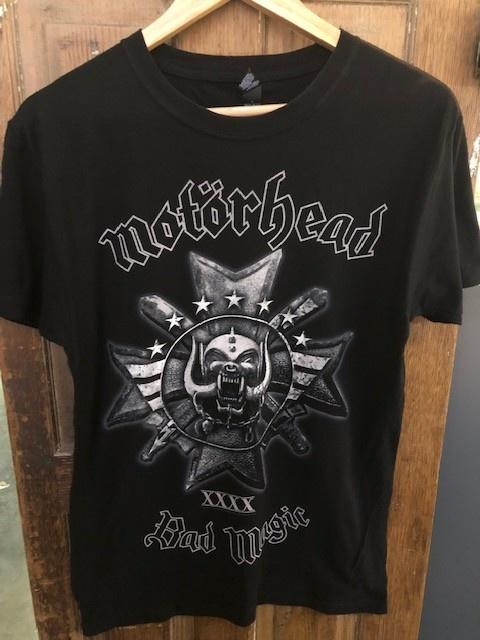 Mötorhead Bad Magic 2015 Tour Tee