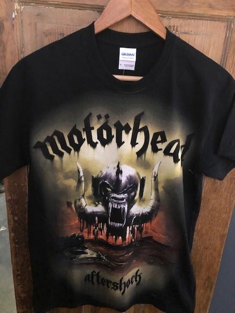 Mötorhead Aftershock Tee S