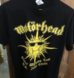 Mötorhead Global Warming 2009 Tour Tee S