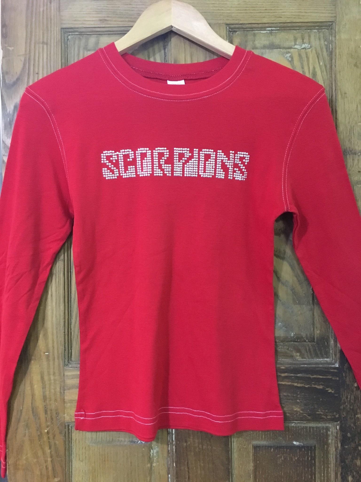 Scorpions Long Sleeve
