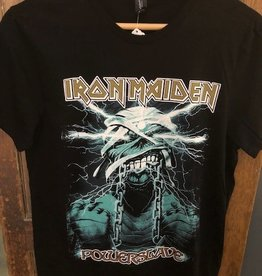 Iron Maiden Powerslave Mummy Tee