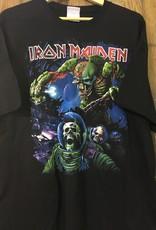 Iron Maiden Alien Zombie Tee XL