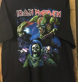 Iron Maiden Alien Zombie Tee XL