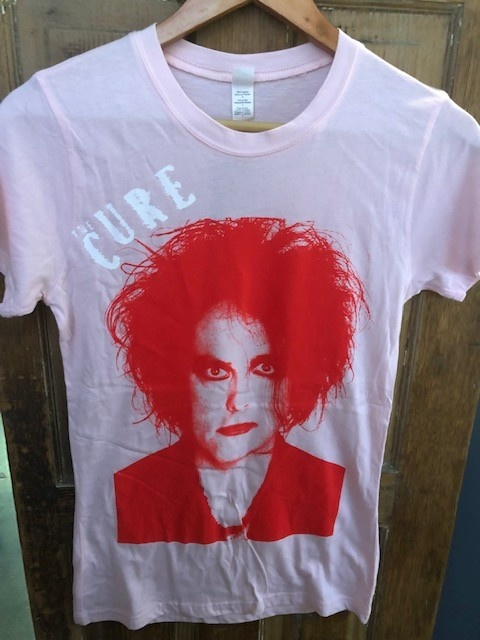 The Cure Robert Smith Babydoll Tee