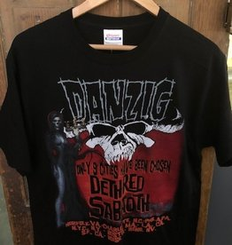 Danzig 9 Cities Tee