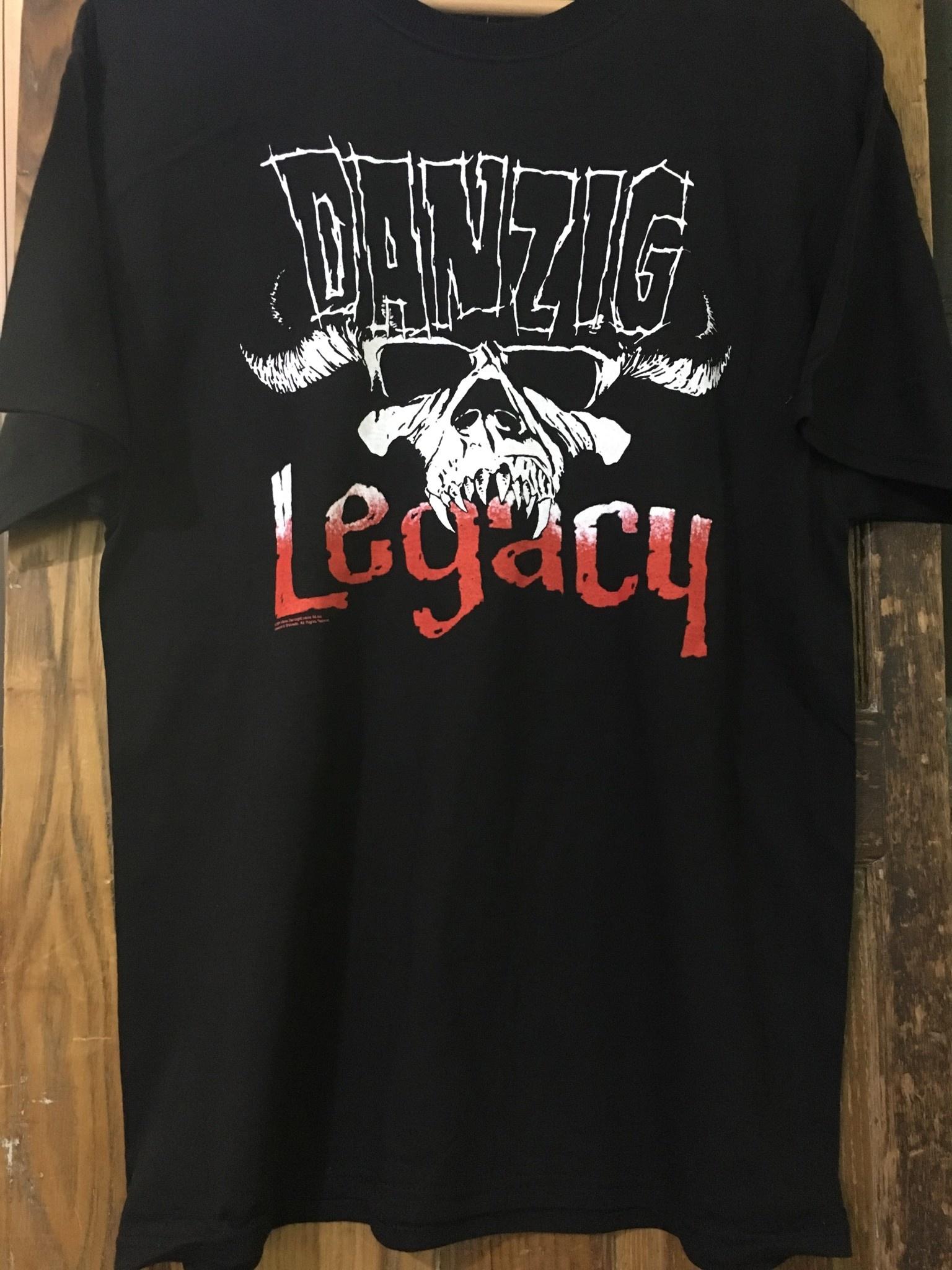 Danzig Legacy Tee