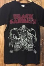 Black Sabbath 666 Sculpture Tee