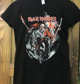 Iron Maiden 2012 NA Tour Babydoll Tee