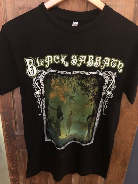 Black Sabbath Woods Tee