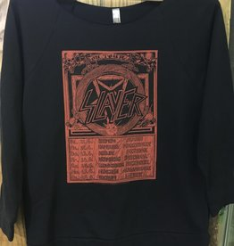 Slayer Germany Tour Pullover
