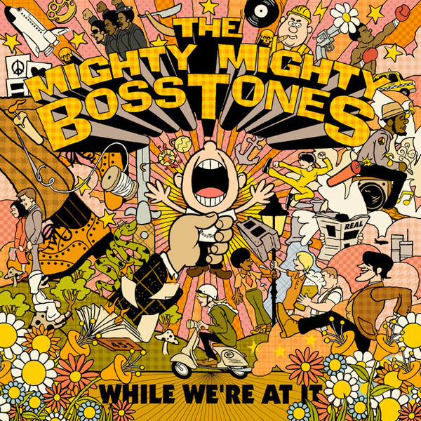 Mighty Mighty Bosstones - While We're At It (Brown and Orange 2LP)