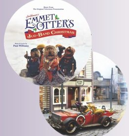 Paul Williams - Jim Henson's Emmet Otter's Jug-Band Christmas [LP] (Picture Disc, die-cut jacket, limited to 2500, indie advance-exclusive)