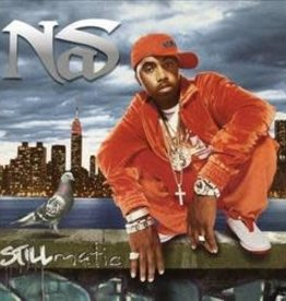 NAS - Stillmatic [2LP] (Silver Vinyl, limited to 4000, indie-exclusive)