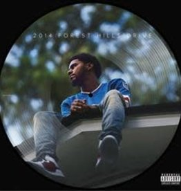J. Cole - 2014 Forest Hills Drive [12''] (Picture Disc, download, limited to 3500, indie-exclusive)