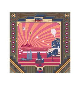Pink Purple - Red [LP] (custom inner sleeve, download, 3 bonus tracks, limited to 1000, indie-exclusive)