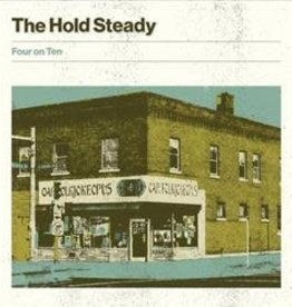 The Hold Steady - Four On Ten [10''] (Milky Clear Colored Vinyl, limited to 1800, indie-exclusive)