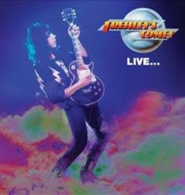 Ace Frehley - Frehley's Comet Live... [LP] (Orange 180 Gram Vinyl, first time on vinyl, limited to 2700, indie advance-exclusive)