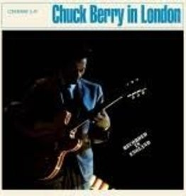 Chuck Berry - Chuck Berry In London [LP] (180 Gram, reissue, limited to 2350, indie-exclusive)