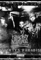 Naughty By Nature - Poverty's Paradise (25th Anniversary Edition) [2LP+7''] (Smoky Colored 180 Gram Vinyl, White 7'', unreleased bonus material, limited to 2500, indie-exclusive)