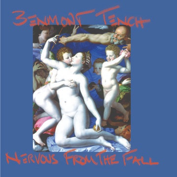 Benmont Tench - Nervous From The Fall [7''] (covers two rock classics from Joy Division & the Grateful Dead, limited to 2000, indie-exclusive)