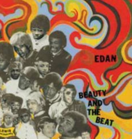 Edan - Beauty And The Beat [LP] (limited to 2000, indie advance-exclusive)