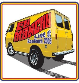 Fu Manchu - Live At Roadburn 2003 [LP] (Yellow/Blue, Yellow/Red, OR Blue/Red Vinyl Colored Vinyl, limited to 500, indie-exclusive)