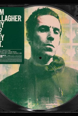 Liam Gallagher - Why Me? Why Not. [LP] (Picture Disc, limited to 3000, indie-exclusive)