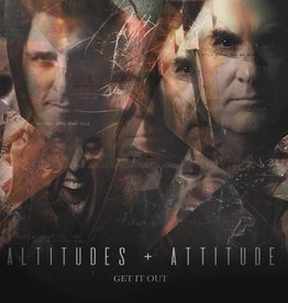 Altitudes & Attitude - Get It Out [LP] (Picture Disc, a card signed by Frank Bello & David Ellefson, gatefold, limited to 1000, indie-exclusive)
