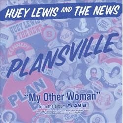 Huey Lewis & The News - Plansville [7''] (previously unreleased tracks, limited to 2000, indie-exclusive)