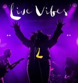 Tank And The Bangas - Live Vibes 2 [LP] (Purple & Yellow Splatter Colored Vinyl, live performance, limited to 2000, indie advance-exclusive)