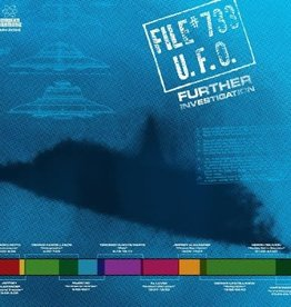 Various Artists - File #733 U.F.O.-Further Investigation [2LP] (limited to 1000, indie advance-exclusive)