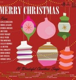 Various Artists - Merry Christmas From King Records [LP] (Red Vinyl, limited to 1000, indie advance-exclusive)