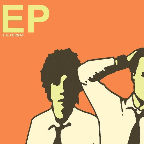"The Format -  EP - Vinyl - 10"" LP in Single Sleeve"
