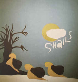 The Format -  Snails - Vinyl - Single Disc & Sleeve