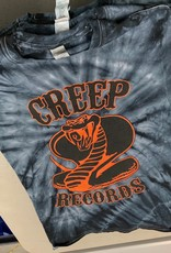 Creep Records Tie Dye Cobra