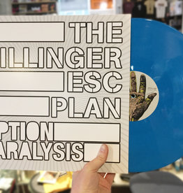 The Dillinger Escape Plan - Option Paralysis (Sky Blue Color Vinyl Limited to 300)