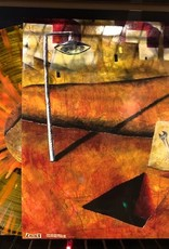 Killing Time - The Method (Transparent Yellow w/ Orange Splatter)