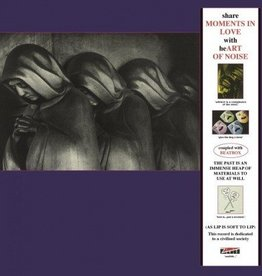 Art Of Noise - Moments In Love / Beat Box [12'' EP] (Purple Colored 180 Gram Audiophile Vinyl, limited/numbered to 2500, indie-exclusive)