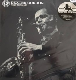 RSD17 Dexter Gordon - Walk The Blues [12''] (180 Gram, Colored Vinyl, limited to 1750, indie-retail exclusive)