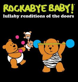 RSD17 Rockabye Baby! - Lullaby Renditions Of The Doors [LP] (download, poster, limited, indie-retail exclusive)